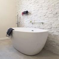 Panel Marmura Pure White 15 x 60 cm - PND-7384