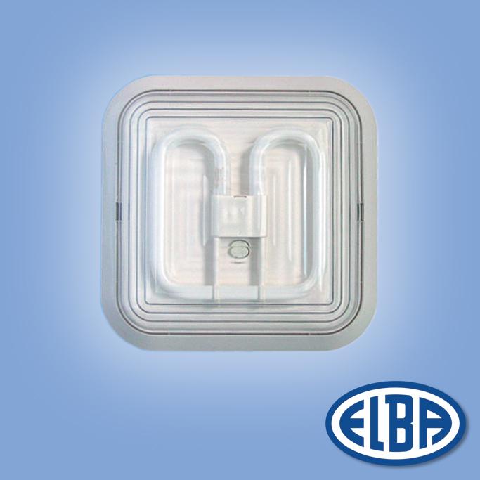 DUAL 01230V/50Hz IP40 IK02 960°C