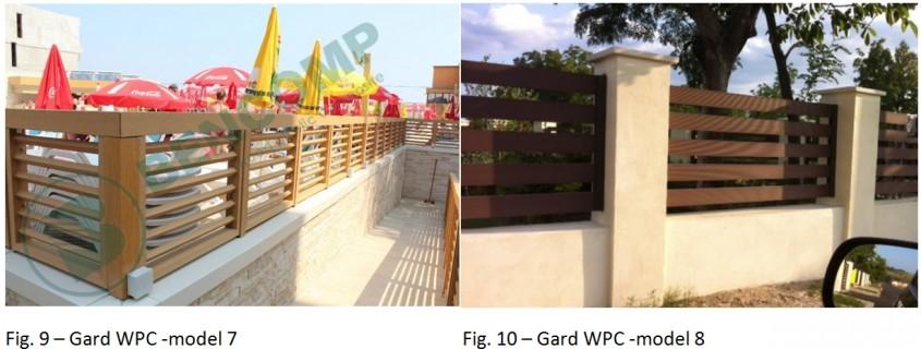 Cum să aleg gardul - 6 criterii şi 14 recomandări de gard WPC din care poţi