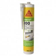Sikacryl®-200 - Sigilant acrilic rezistent UV