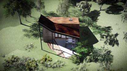 Crama + living de vacanta S+P - Buzau 17.09