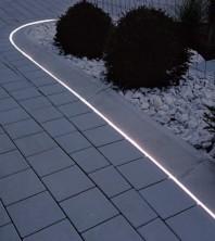 Benzi cu neon cu LED
