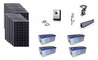 Sistem fotovoltaic off-grid Poweracu 5kwp prindere tabla