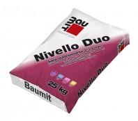 Sapa autonivelanta - BAUMIT Nivello Duo