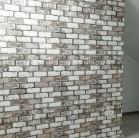 Un ambient plin de personalitate pentru o locuinta din Bucuresti, realizat cu tapet de vinil MallDeco