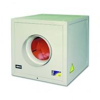 """Unitati de ventilatie izolate fonic cu panou tip """"sandwich"""" - model CJBR"""