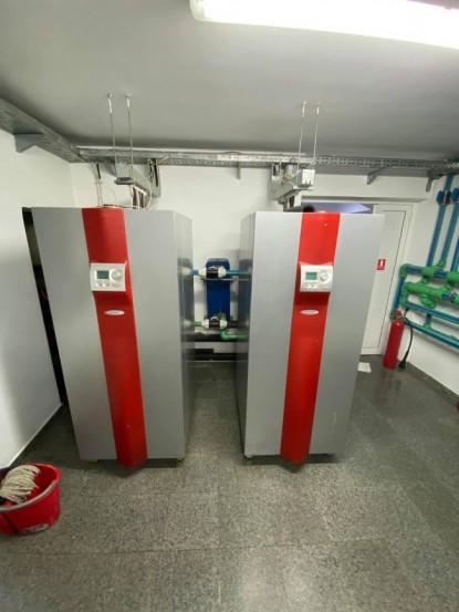 Interior Clinca Somesan - pompe de caldura  Baia Mare PRO WIN TEC