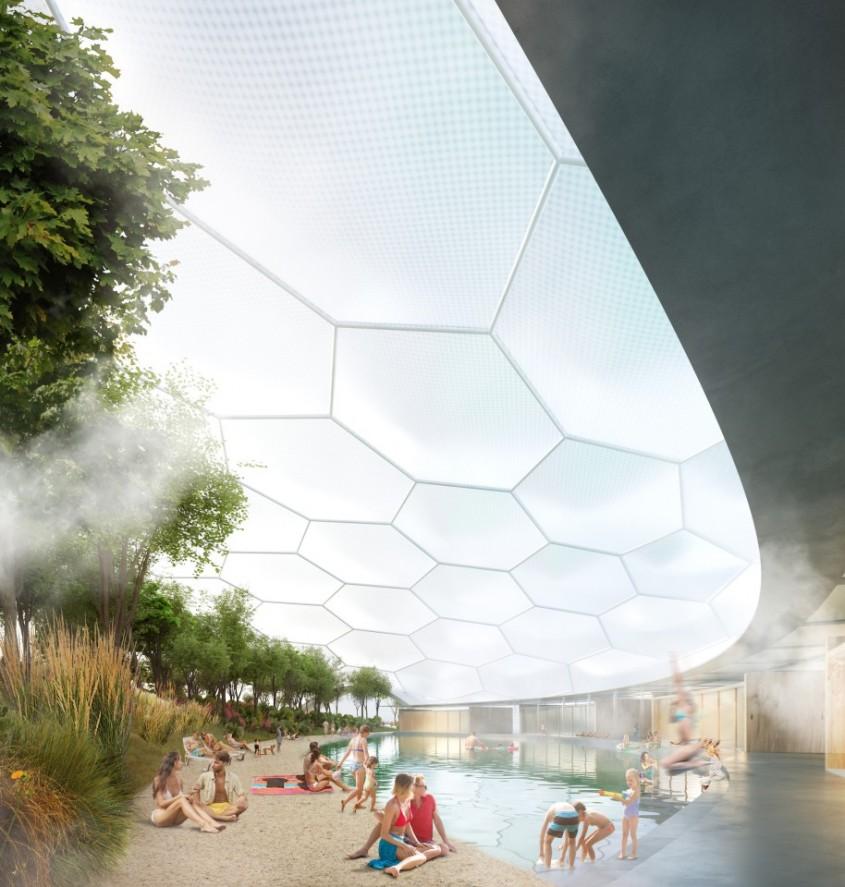 Un paradis tropical construit lângă Helsinki ar putea încălzi întreg oraşul