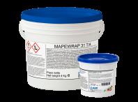 """Rasina epoxidica cu vascozitate mare pentru impregnarea tesaturilor MapeWrap in """"sistem uscat"""" - MAPEWRAP 31 T"""