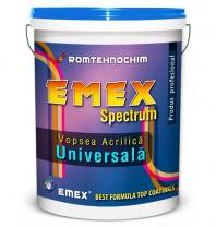 Vopsea Acrilica Universala EMEX SPECTRUM, Gri