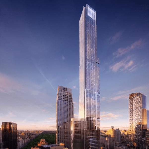 Cea mai înaltă clădire rezidențială din lume va avea apartamente mari cât patru terenuri de baschet