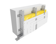 Placare P 130, CW75s60, 2xFLAM 12.5+2xFLAM 15 + MW