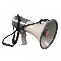 Portavoce cu microfon cu acoperire de 1 km pentru sonorizari portabile, Proel MEG25