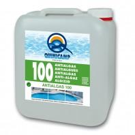 Algicid lichid pentru piscine - ALGICID 100 LICHID