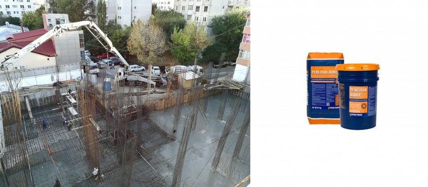 1. Impermeabilizare pardoseli din beton