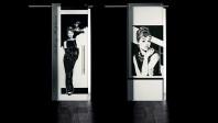 Usa glisanta model Audrey Hepburn