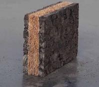 Placi din fibra expandata si fibra de cocos - IZOFON CORKOCO 2A+1C