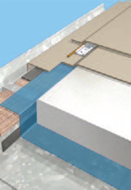 Elemente de racord pentru marginile acoperişului