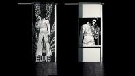 Usa glisanta model Elvis Presley