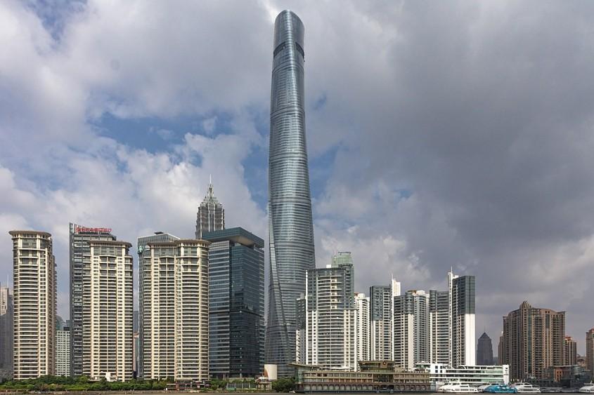 Shanghai Tower - Shanghai, China (2015)