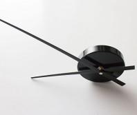 Mecanism pentru ceas de perete tip sticker - Walplus - negru