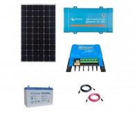Kit Fotovoltaic Off-Grid 300W cu invertor de 250VA