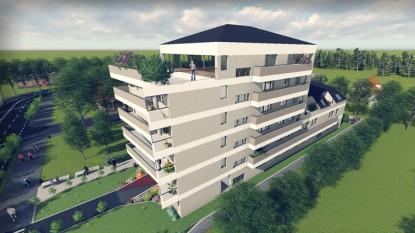 Proiecte locuinte colective - 30 apartamente  Bucuresti  AsiCarhitectura