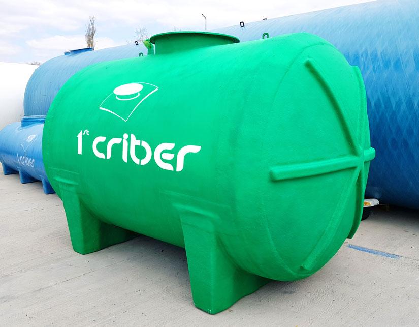 Rezervoare irigații - rezervă de apă pentru irigații