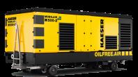 Mobil, cu funcționare fără ulei până la 45,8 m³/min (1600 cfm)