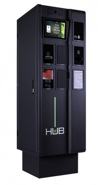 Automatul de plata - HUB Jupiter APC
