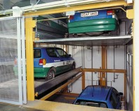 Sistem de parcare semi-automat - TrendVario 4100