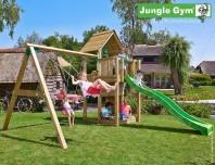 Complex de joaca - JUNGLE GYM CUBBY SWING