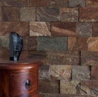 Ardezie Rusty Brown 10cm x LL PIATRAONLINE  PND-2226