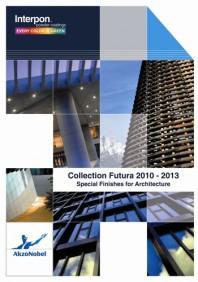 Colectia de vopsea pulbere Futura 2010-2013 - Alegerea arhitectilor!