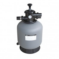 Filtre cu nisip cuartos din polietilena pentru filtrare piscine rezidentiale si publice - Seria P