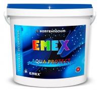 """TENCUIALA DECORATIVA """"EMEX AQUA PROTECT"""", Alb, Bidon 25 KG"""