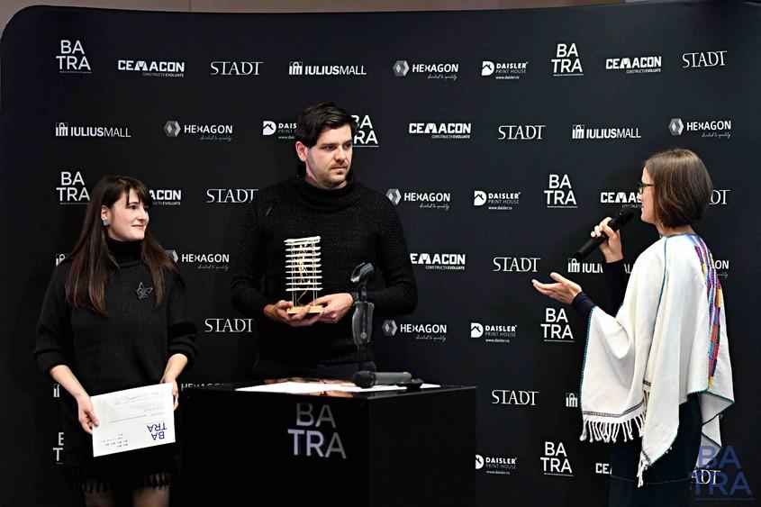 Premiile Bienalei de Arhitectură Transilvania - BATRA 2019