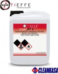 Solvent pentru curatat reziduuri adezive si indeparatarea autocolantului, etichetelor - TIEFFE JET 5