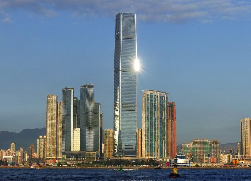 International Commerce Centre (ICC), Hong Kong, 2010