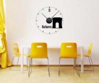 """Sticker tip ceas de perete """"Bucuresti"""""""