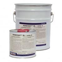 Material poliuretanic bi-component, auto-nivelant sau strat de acoperire PENECOAT  SL