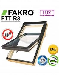Fereastra cu izolare fonica Fakro FTT R3 55 x 98