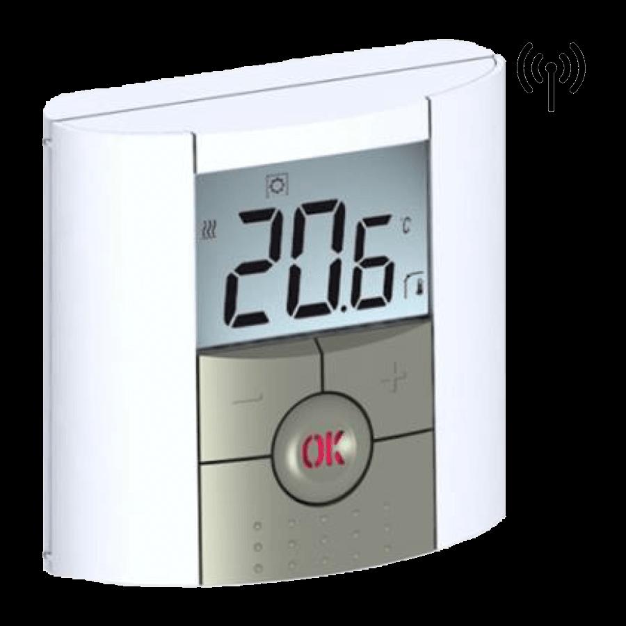 Termostat digital de ambient, cu RF