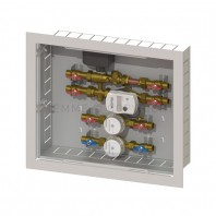 Module de contorizare pentru circuite de incalzire / racire si circuite sanitare - SHORTY