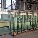 Magazin LIDL Bucuresti Zona Aviatiei, geamuri izolante, securizate, laminate - agabaritice de pana la 7000 mm