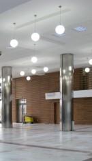 """Protectie impotriva umiditatii, rezistenta la foc si izolare acustica pentru Aeroportul International """"Stefan cel Mare"""", Suceava"""