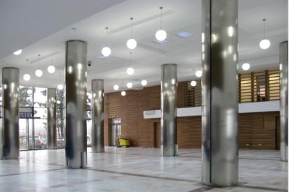 Aerogara Stefan cel Mare  Suceava SAINT-GOBAIN CONSTRUCTION PRODUCTS ROMANIA - DIVIZIA RIGIPS