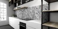 Set de faianta pentru interior Grafite