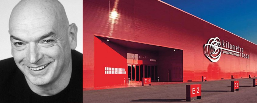 Kilometro Rosso - Jean Nouvel