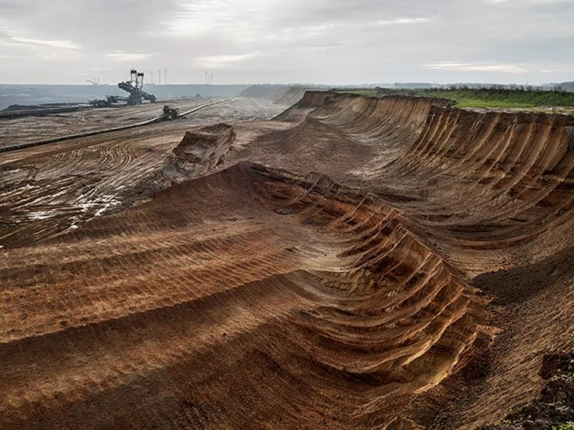 Mine de carbune, Renania de Nord-Westfalia, Germania, 2015